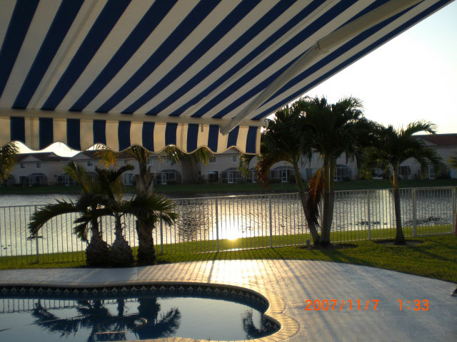 Retractable Awnings Fort Lauderdale