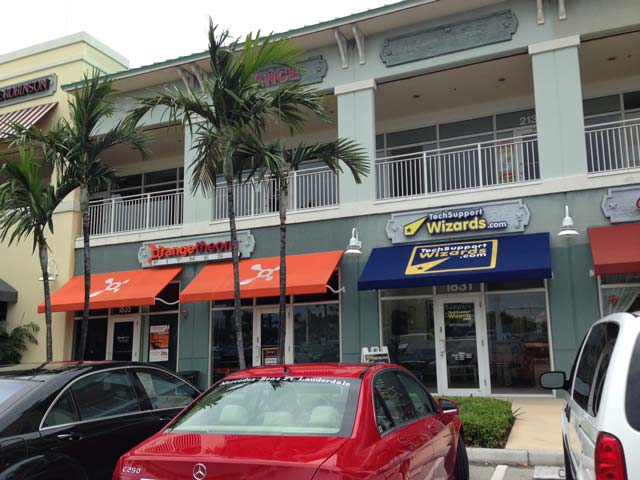 Commercial awnings Pembroke Pines