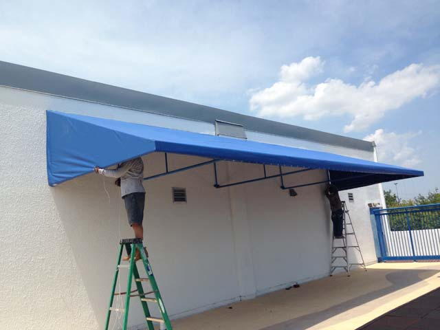 Awning Garage Carport